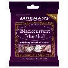 Jakemans Cough Sweets Blackcurrant 100g