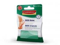 Elastoplast Sos Blister Plasters Pack of 5