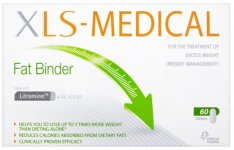 XLS Medical Fat Binder Tablets Pack of 60