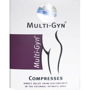Multi Gyn Compresses Pack of 12
