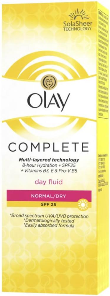 Olay Complete Day Fluid SPF25 75ml