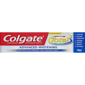Colgate Total Advanced Whitening Toothpaste 75ml