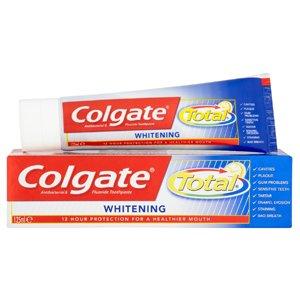 Colgate Total Whitening Toothpaste 125ml
