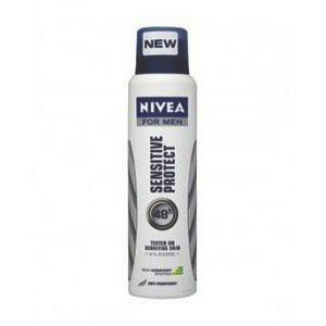 Nivea For Men Sensitive Protect Deodorant Spray 150ml