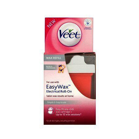 Veet Easywax Bikini & Underarm Wax 50ml