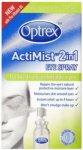 Optrex Actimist 2 In 1 Spray For Tired And Uncomfortable Eyes 10ml