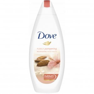 Dove Purely Pampering Almond Cream with Hibiscus Body Wash 250ml