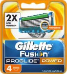 Gillette Fusion ProGlide Power Blades Pack of 4