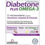 Diabetone Plus Tablets & Capsules Pack of 56
