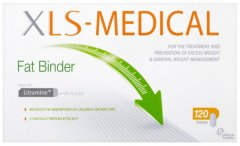 XLS Medical Fat Binder Tablets Pack of 120