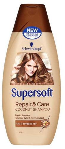 Supersoft Repair And Care Shampoo 400ml
