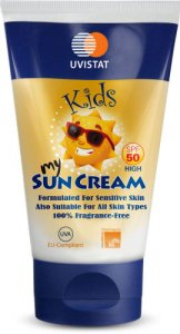 Uvistat Kids Sun Cream SPF50 125ml