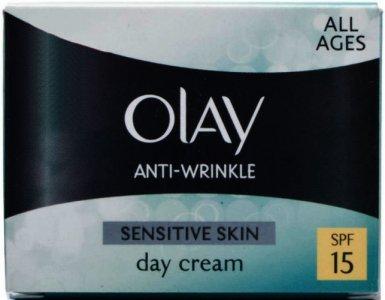 Olay Anti Wrinkle Sensitive Day Cream 50ml