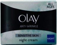 Olay Anti Wrinkle Sensitive Night Cream 50ml