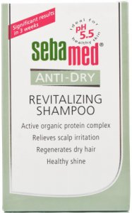 Seba Med Anti Dry Revitalizing Shampoo 200ml
