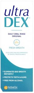 UltraDEX Oral Rinse Daily Unflavoured 500ml