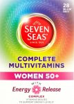 Seven Seas Complete Multivitamins Women 50 Plus Pack of 28