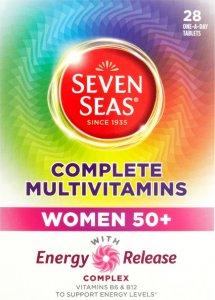 Seven Seas Complete Multivitamins Women 50 Plus Pack of 28