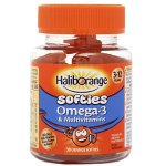 Haliborange Kids Multivitamin & Omega 3 Softies Pack of 30