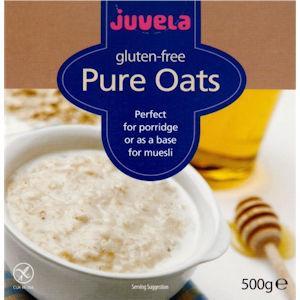 Juvela Gluten Free Pure Oats 500g