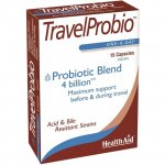HealthAid TravelProbio Capsules Pack of 15