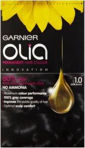 Garnier Olia Deep Black 1.0