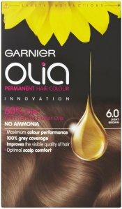 Garnier Olia Light Brown 6.0