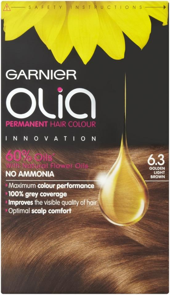 Garnier Olia Gold Light Brown 6.3