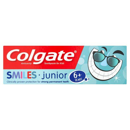 Colgate Smiles Kids Toothpaste 6+ Years 50ml