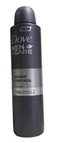 Dove Men + Care Silver Control Spray Deodorant 250ml