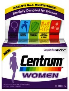 Centrum Women Tablets Pack of 30