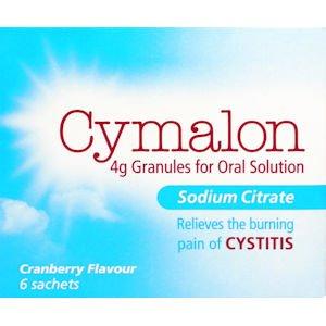 Cymalon Cystitis Treatment Sachets Pack of 6