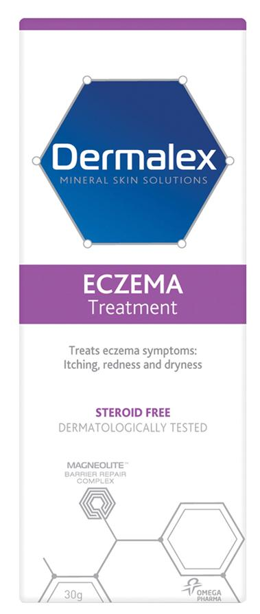Dermalex Eczema Treatment 30g
