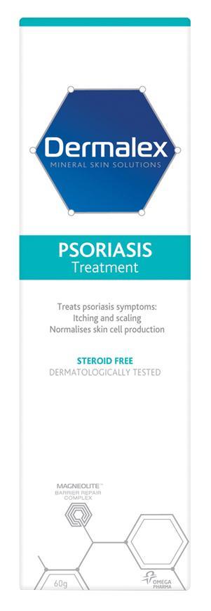 Dermalex Psoriasis Treatment 60g