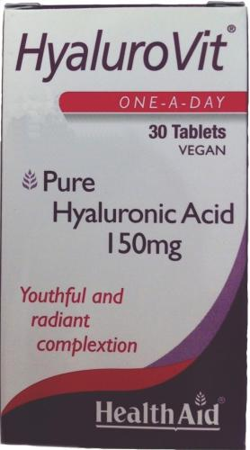 HealthAid Hyalurovit Tablets Pack of 30
