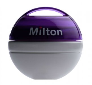Milton Portable Soother Steriliser - Purple