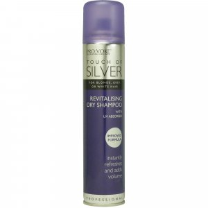 Touch of Silver Revitalising Dry Shampoo 200ml
