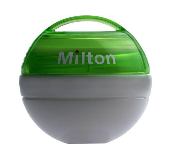 Milton Portable Soother Steriliser - Green