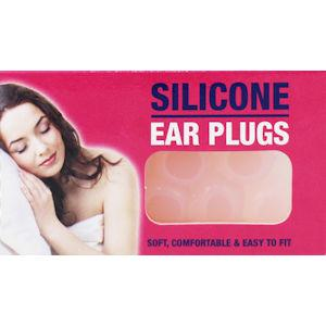 Hush Plugz Silicone Ear Plugs 7 Pairs