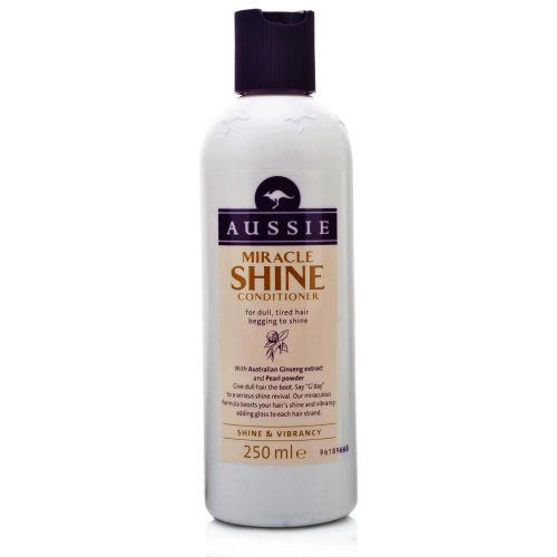 Aussie Miracle Shine Conditioner 250ml