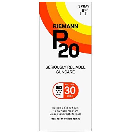 Riemann P20 Sun Filter Spray SPF30 200ml