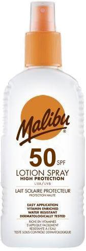 Malibu Sun Lotion Spray SPF50 200ml