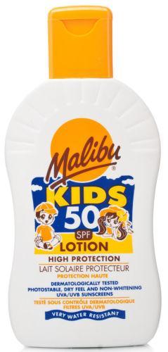 Malibu For Kids SPF 50 200ml