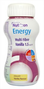 Nutrison Energy Multi Fibre Vanilla 200ml