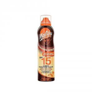 Malibu Continuous Dry Oil Spray SPF15 175ml