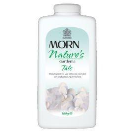 Morny Nature's Gardenia Body Talc 100g