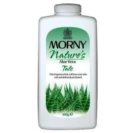 Morny Nature's Aloe Vera Talc 100g