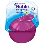 Nutilis Complete Level 3 Strawberry Pack of 4