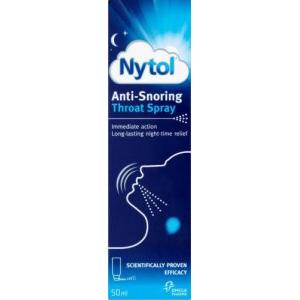 Nytol Anti-snoring Throat Spray 50ml