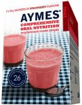 Aymes Nutritional Milkshake Strawberry Flavour  Sachet   57g Pack of 7